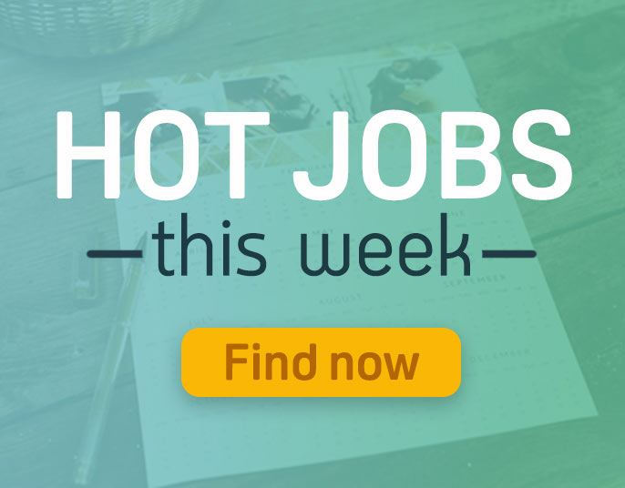 Hot Job This Week